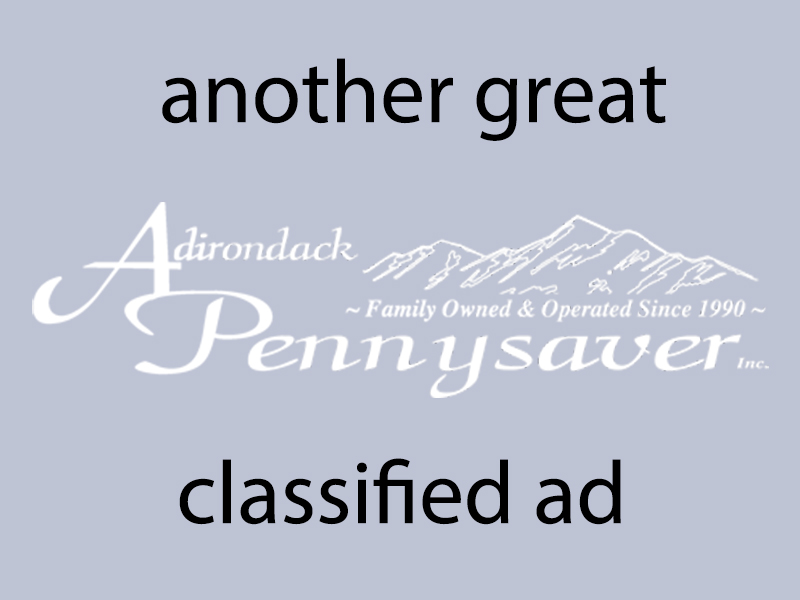 Adirondack Pennysaver | Classifieds
